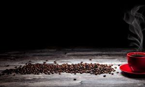 Stará kávová generácia.