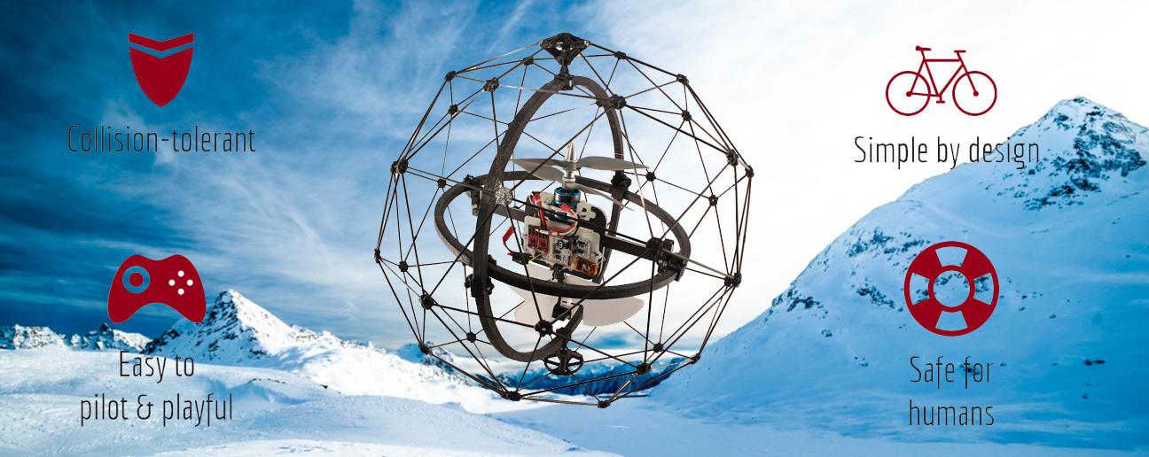 drone-gimball