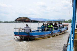 28 Plavba po Mekongu