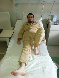 5 Pacient na pokoji