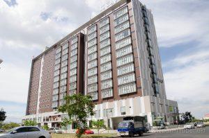 9 Na_s_, pojis_t_ovnou placeny_, hotel v Saigonu