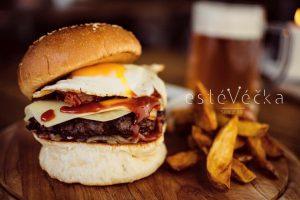 estevecka burger