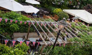 Najlepšie pivné záhradky v Londýne