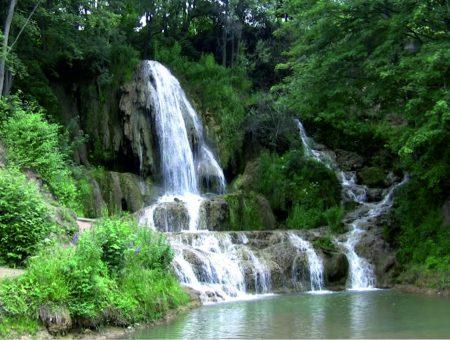 Príroda mocná čarodejka  –  Lúčanský vodopád