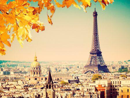 Před rokem z Paříže