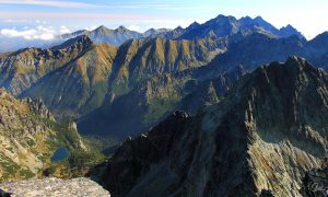 Vysoká 2 560 m – vraj najkrajší vrchol Vysokých Tatier