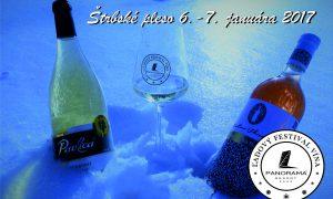Ľadový festival vína na Štrbskom plese