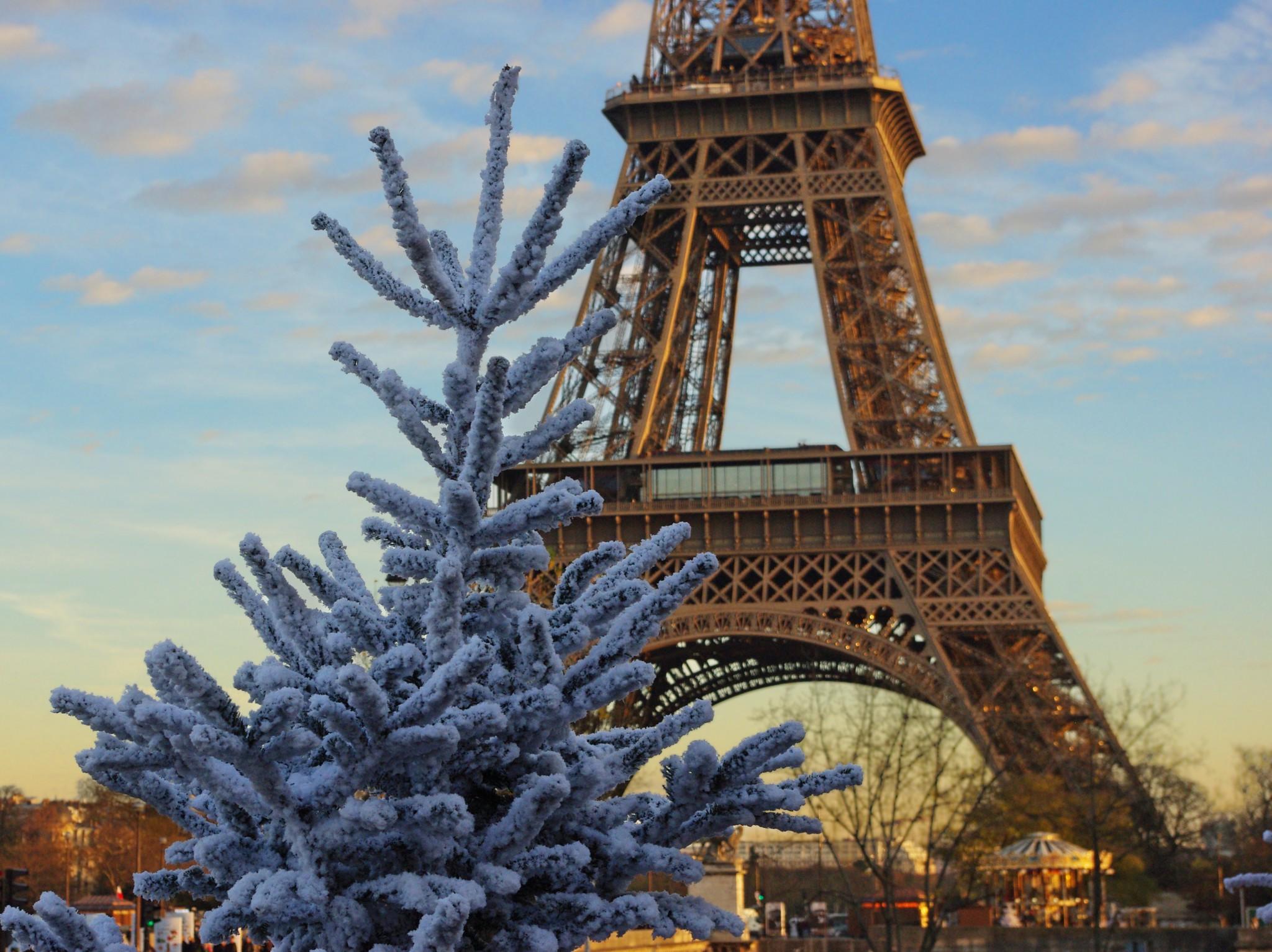 здание фото зимнего парижа на рабочий стол купить секонд-хенд городе
