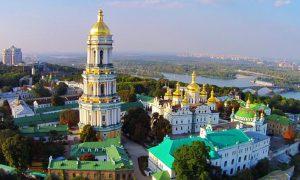 Kyjev, tři roky poté…
