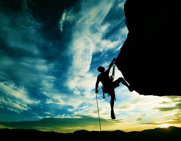Adrenalín uprostred Bratislavy – lezecká stena K2