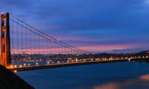 Zamilujte sa na prvý pohľad do San Francisca