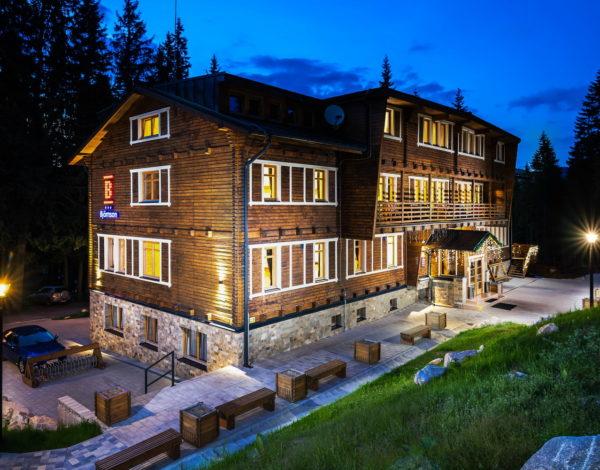 Eko-šport hotel Björnson ti ponúkne dokonalý relax v srdci tatranskej prírody