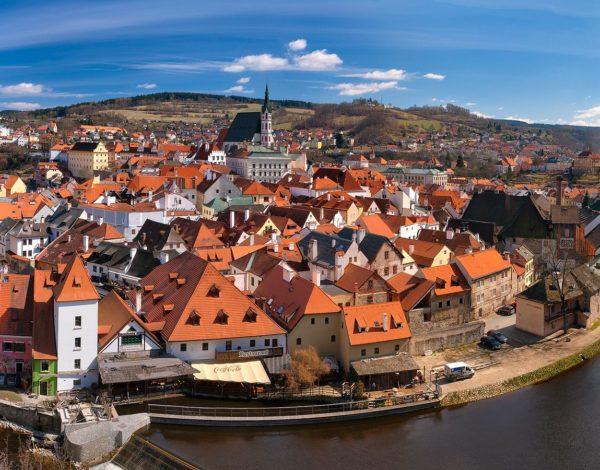 Čo vidieť v Českom Krumlove