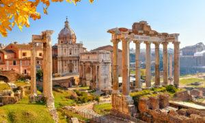 Kam sa oplatí v Ríme zatúlať?
