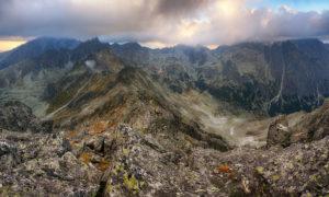 Slavkovský štít (2 452 m) ako vyhliadkový vrchol?