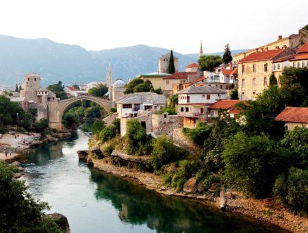 Na káve v Mostare