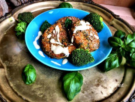 Zdravé brokolicové fašírky