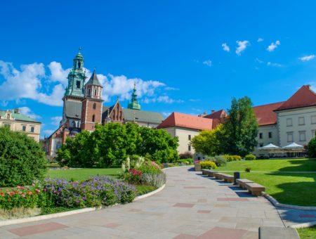 Krakov, mesto mnohých tvárí
