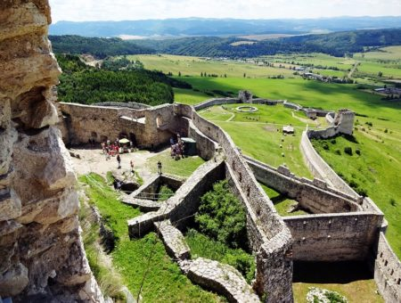 TEMATICKÉ CESTY SLOVENSKA. diel II. : Gotická cesta