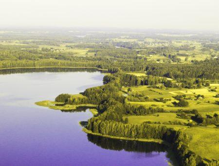 Jantárové perly Pobaltia: Litva