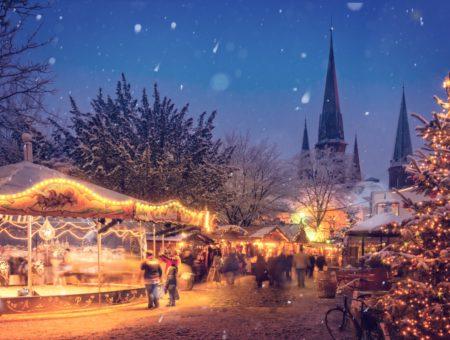 Vianočné trhy 2018 na Slovensku