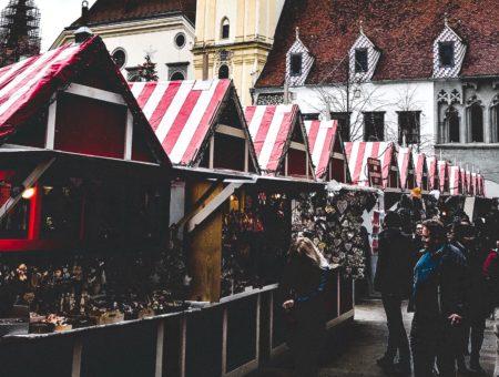 3 dôvody, prečo by ste mali navštíviť Vianočné trhy v Bratislave