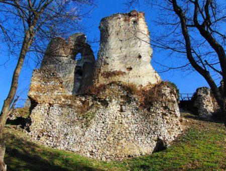 Tri zemplínske hrady: Brekov, Jasenov, Čičva